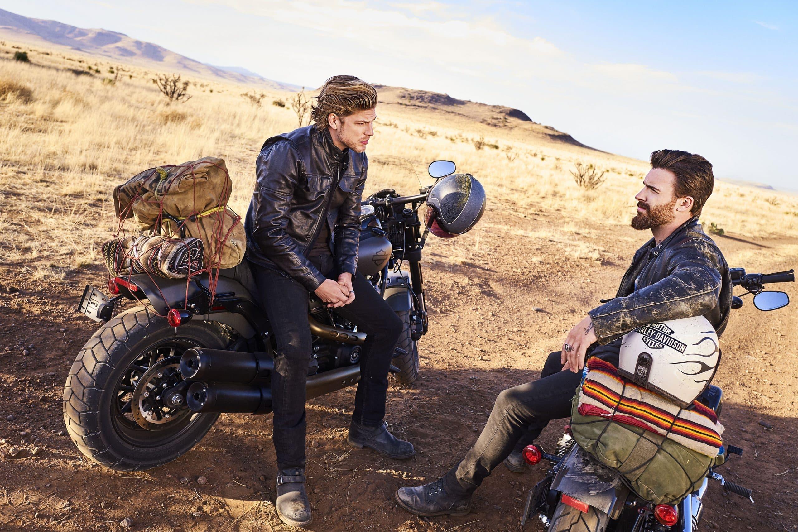 American Crew Harley Davidson 10 scaled