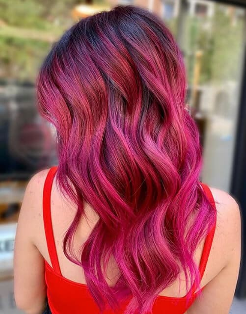 Cherry Red Instagram Lobelia Sagasta