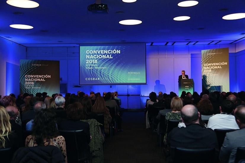 Cosbar Group Convención Nacional 2018
