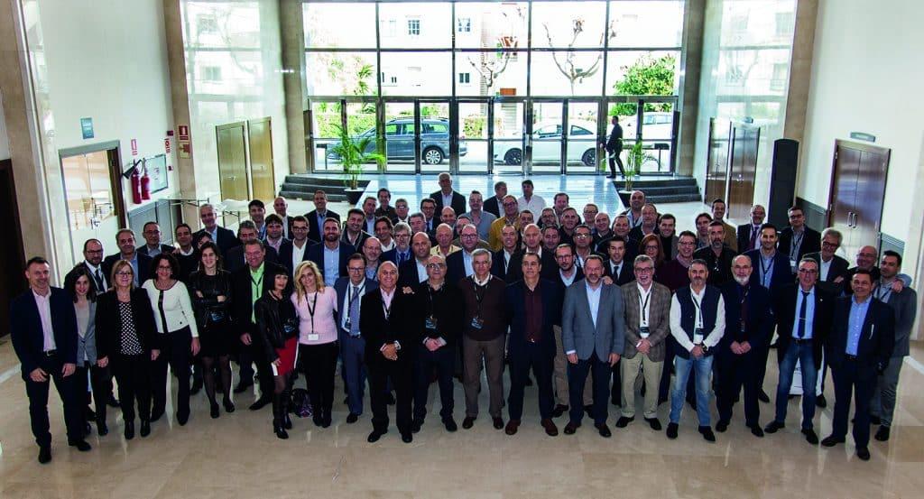 Cosbar Group Convención Nacional equipo de ventas zona centro