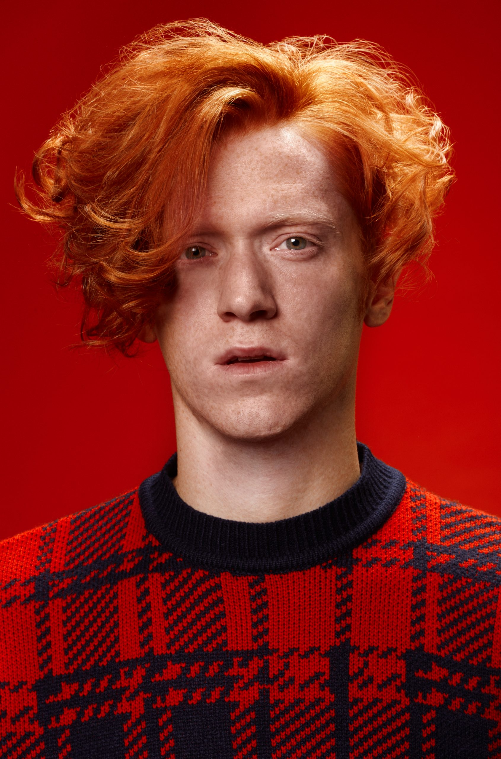 Ginger @The Barber Shop by Paco Lopez 3 scaled