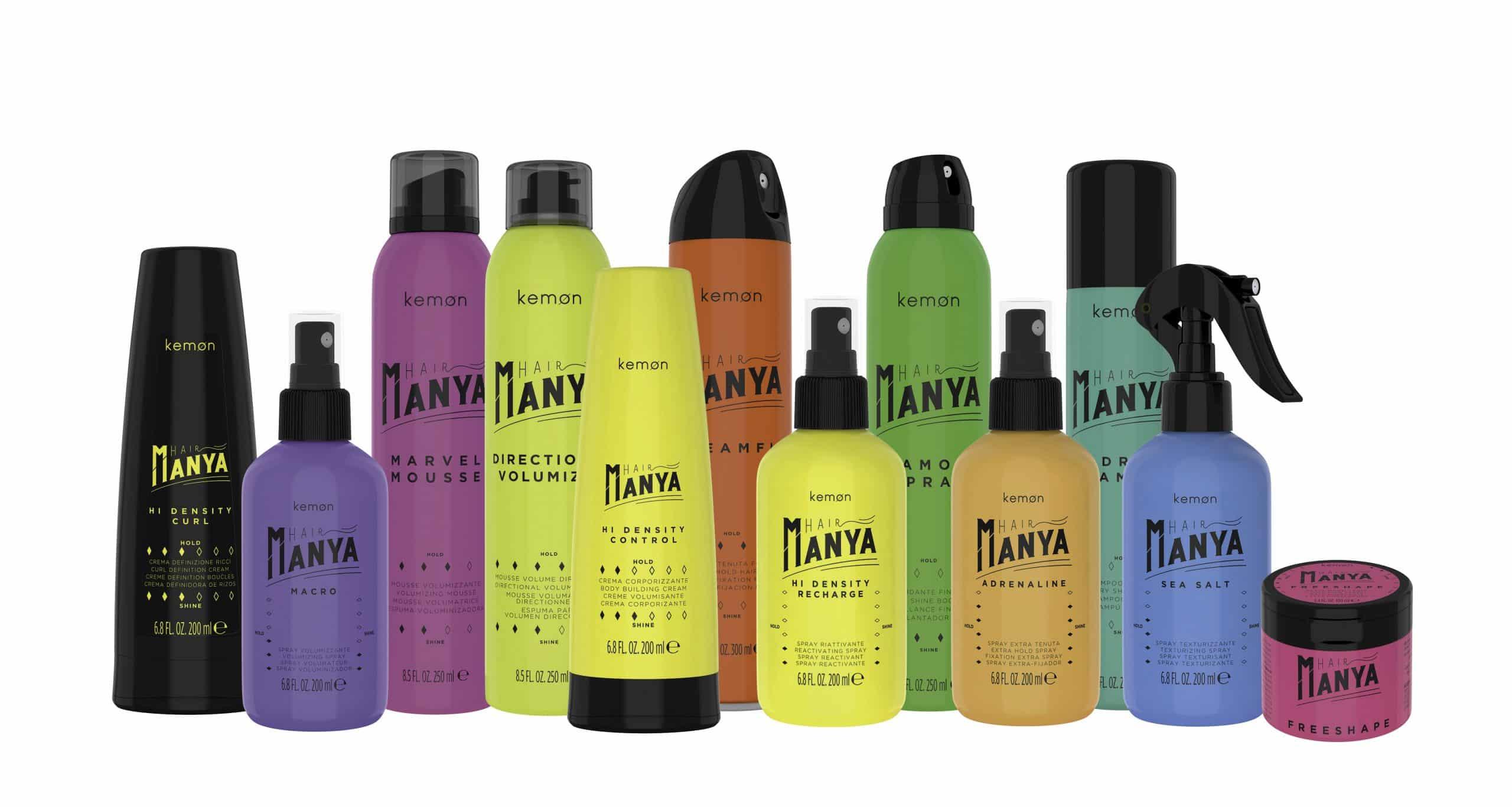 Hair Manya mujer
