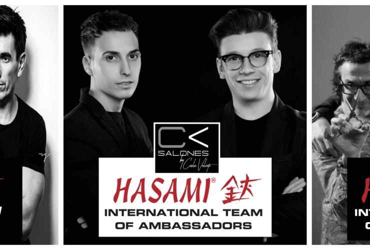 Hasami International Team
