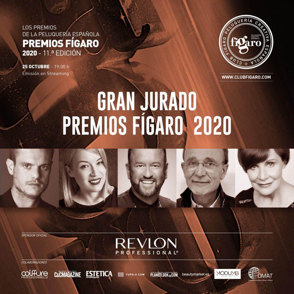 Jurado Profesional Premios Figaro 2020 Insta 1
