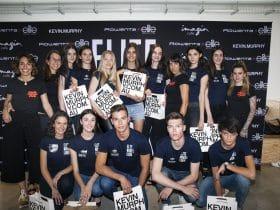 KEVIN.MURPHY marca oficial peluqueria Elite Model Look Espana 2018