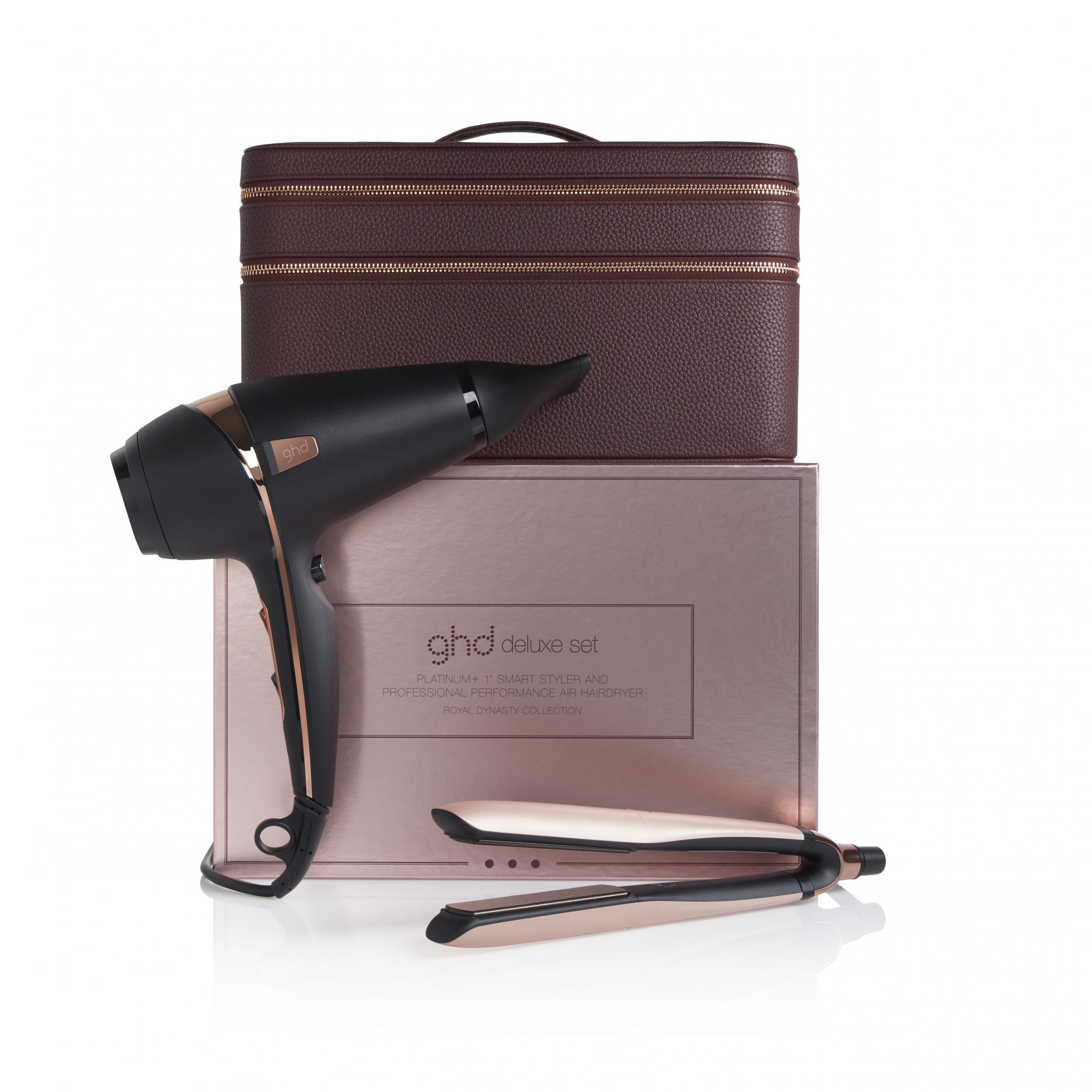 LIMITED EDITION ROSE GOLD Box Vanity case Air Plat US scaled