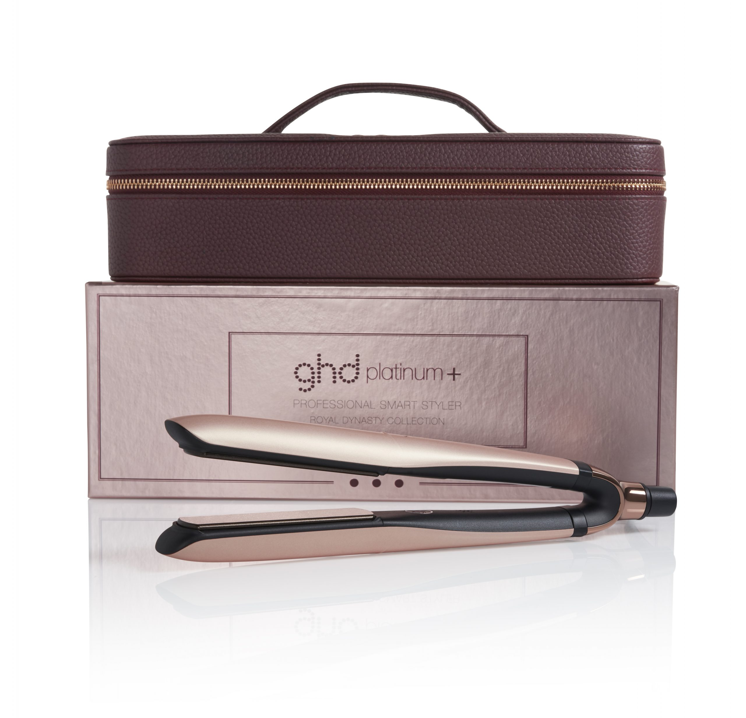 LIMITED EDITION ROSE GOLD Box Vanity case Plat 1 scaled