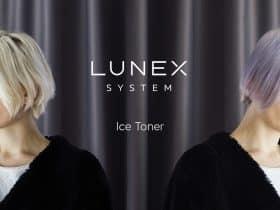 LUNEX ICE TONER antes despues