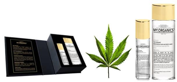 MY ORGANICS Pack Prodigious Cannabis