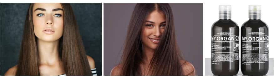 MY ORGANICS Pro Keratin belleza cabello