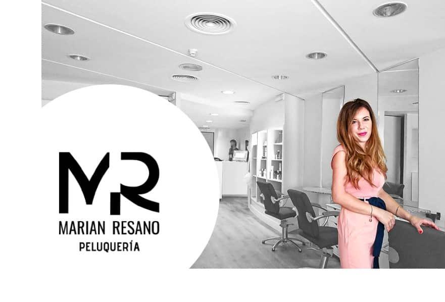 Marian Resano peluqueria
