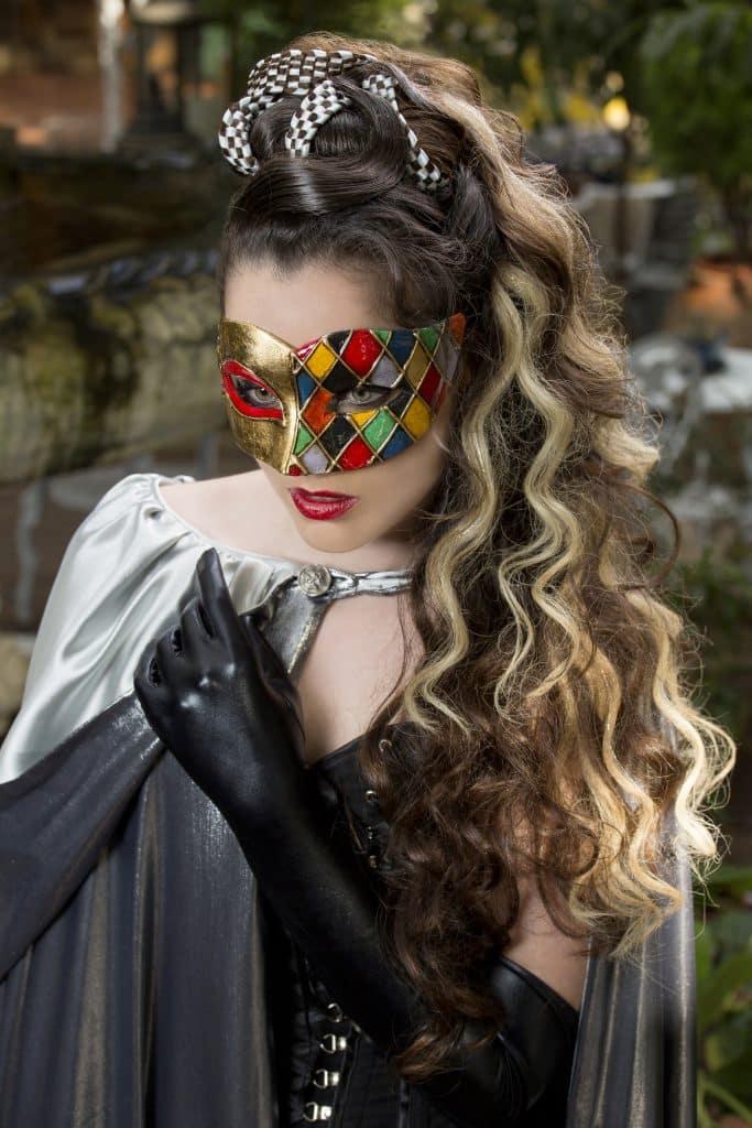Mascherata Sabariz Hairtists 7