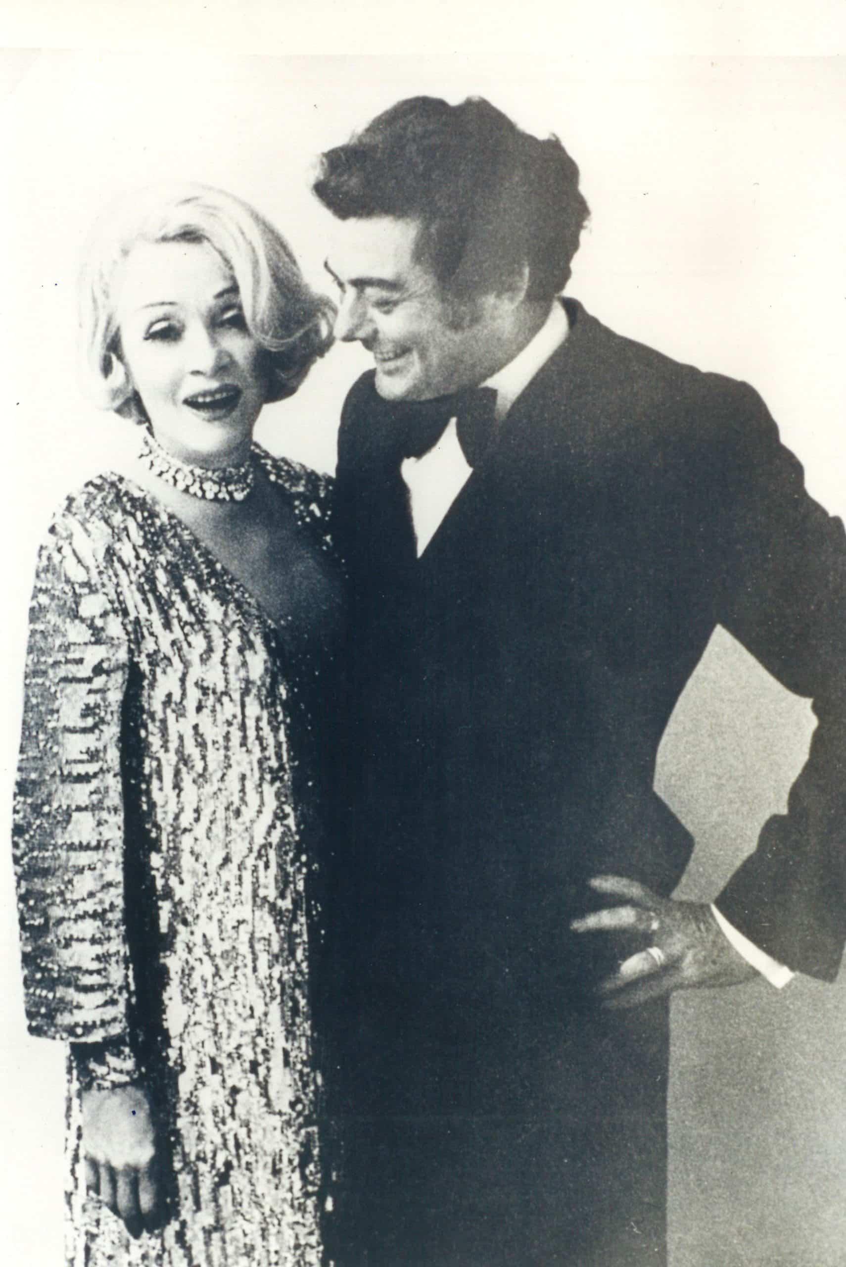 Maurice et Marlène D