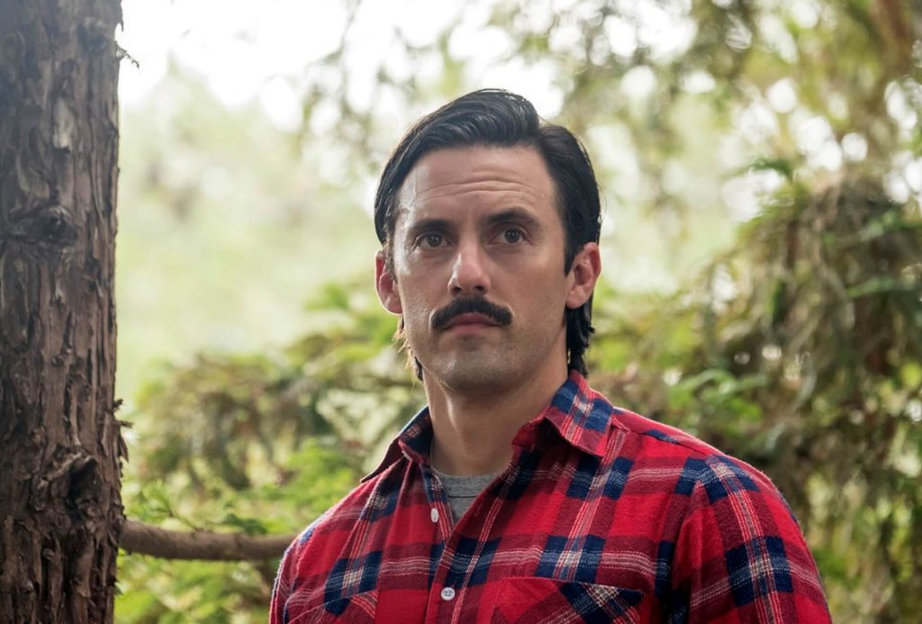 Milo Ventimiglia como Jack Pearson en un fotograma de la serie This Is Us NBC