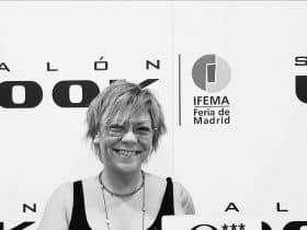 Montse Morella y la Q con 3 Estrellas