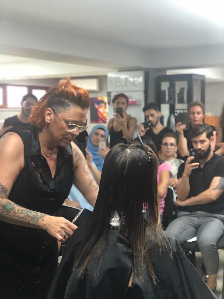 Morella Hair Center Baku Azerbaiyan julio18 1