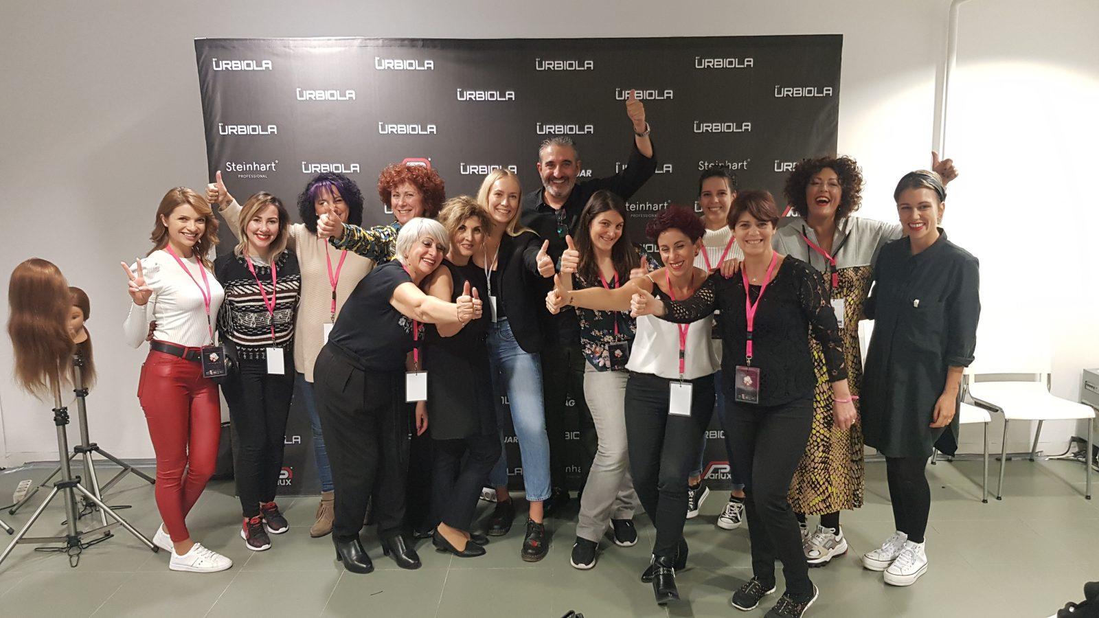 NdP Ludmila Tirulic en Madrid 22