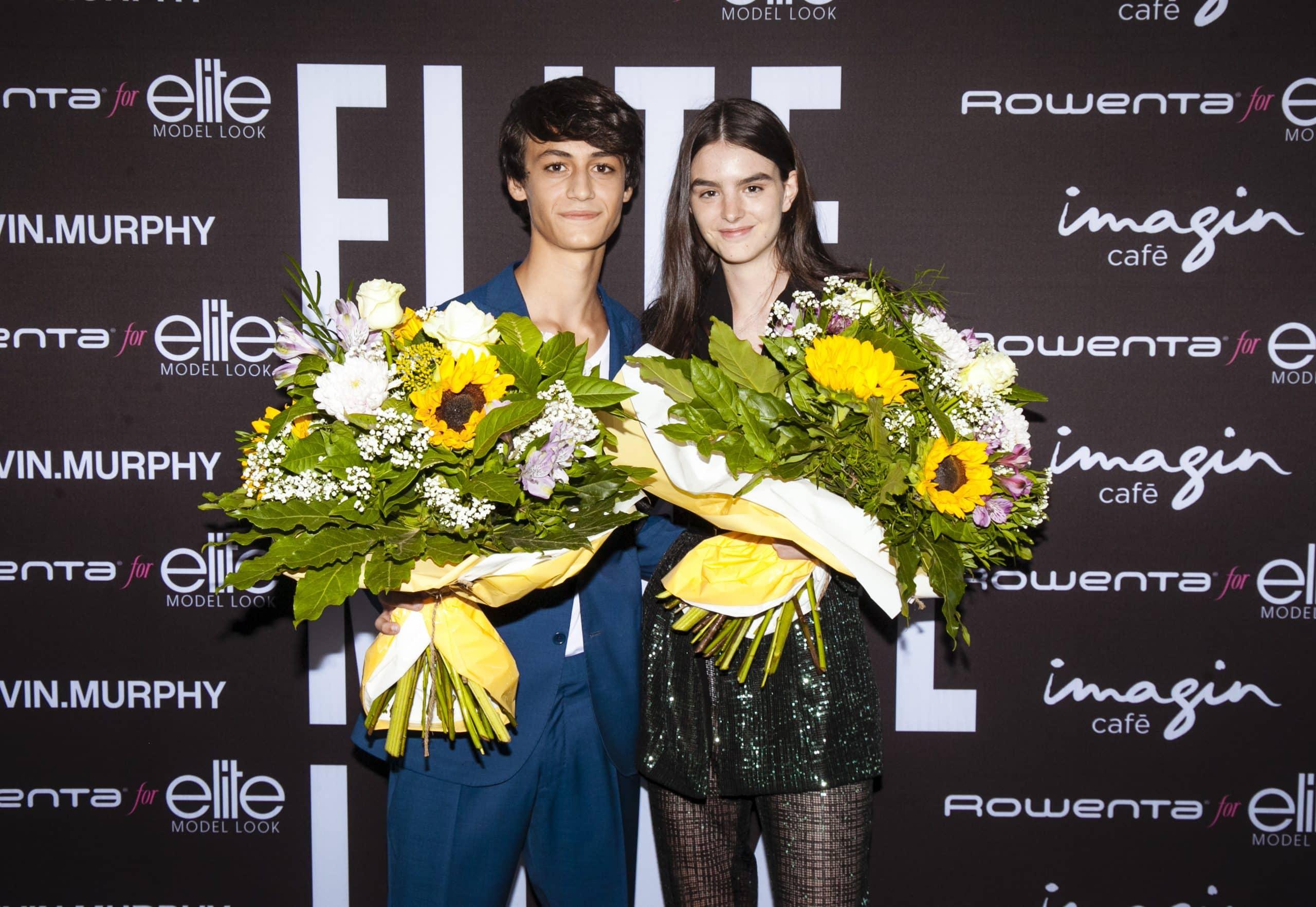 Pablo Schrijner y Erin Boye ganadores Elite Model Look Espana2018 scaled