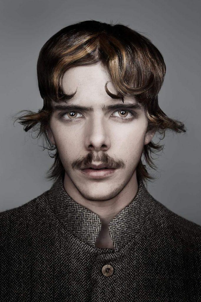 Noviembre, el mes del bigote