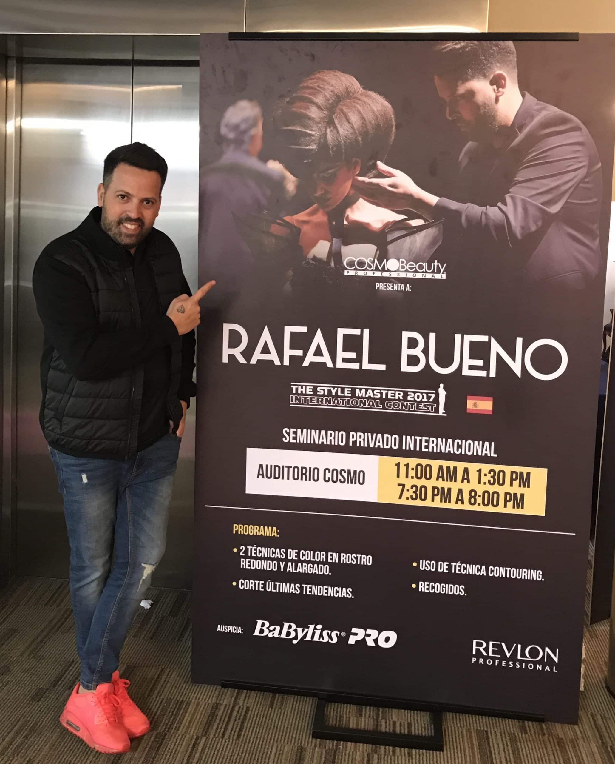 Rafael Bueno en Latinoamerica (1)