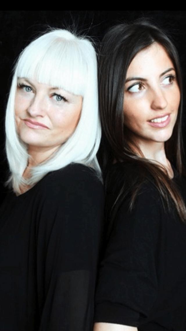 Revlon Professional_Nuria Pascual y su hija (2)