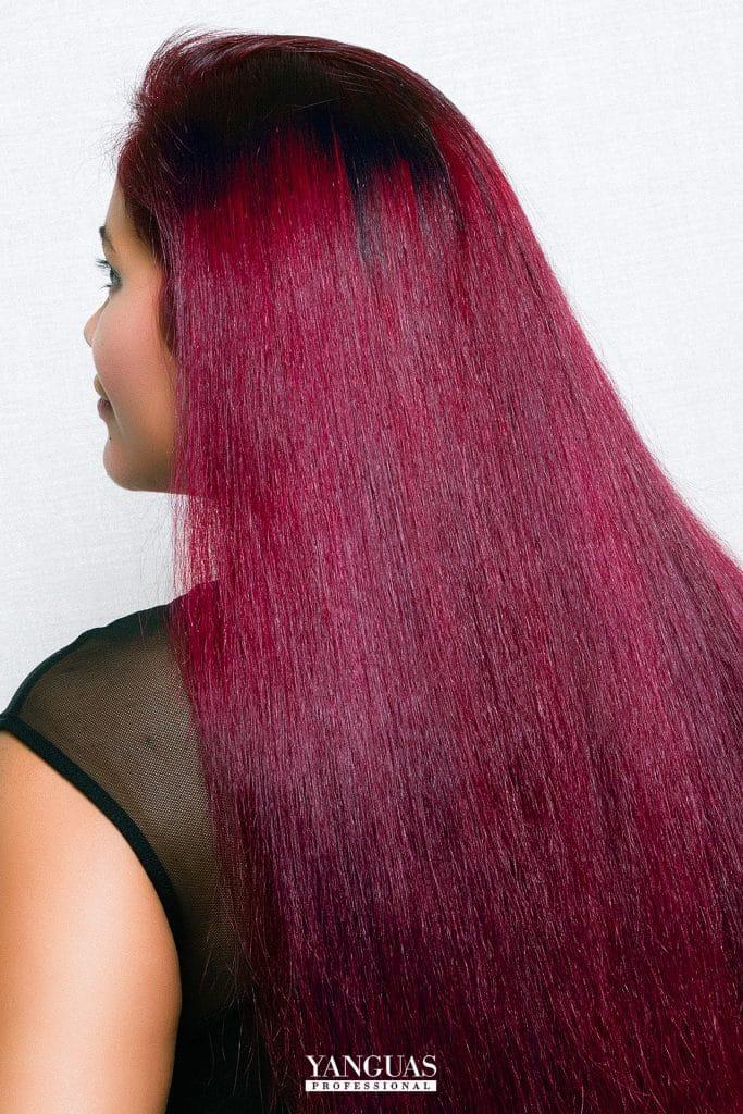 Rojo Marsala - 6_67 - 5110 © Yanguas Professional