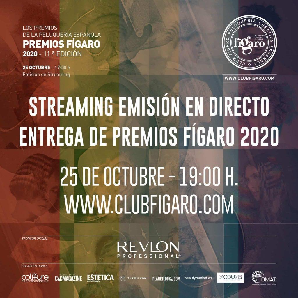 Streming Premios Figaro