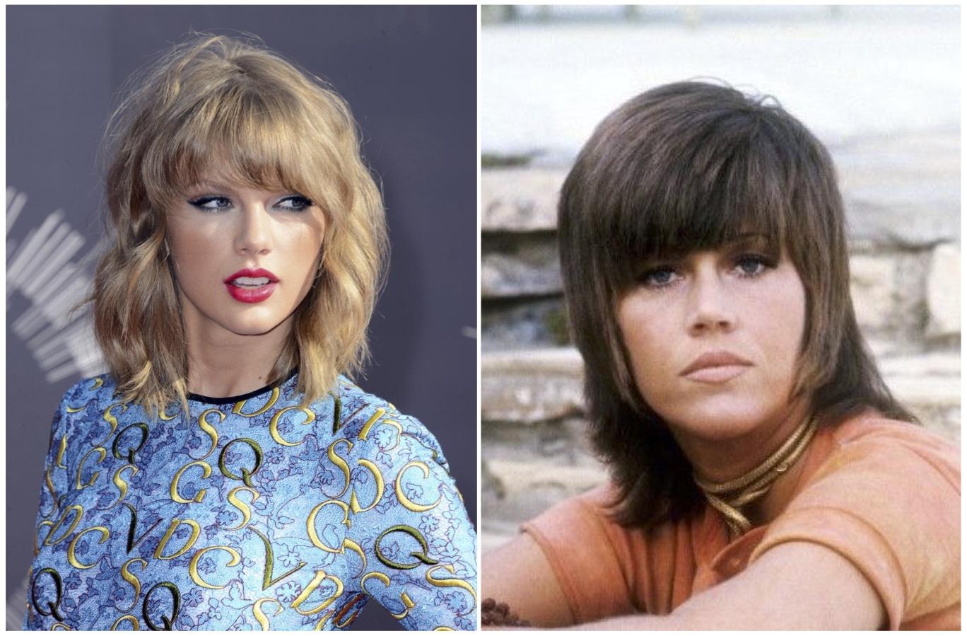 Taylor Swift Jane Fonda