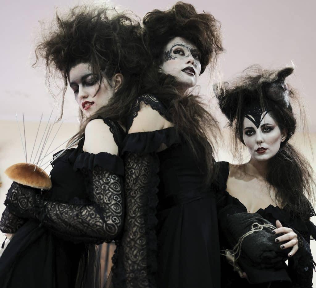 Yolanda Aberasturi Halloween 1