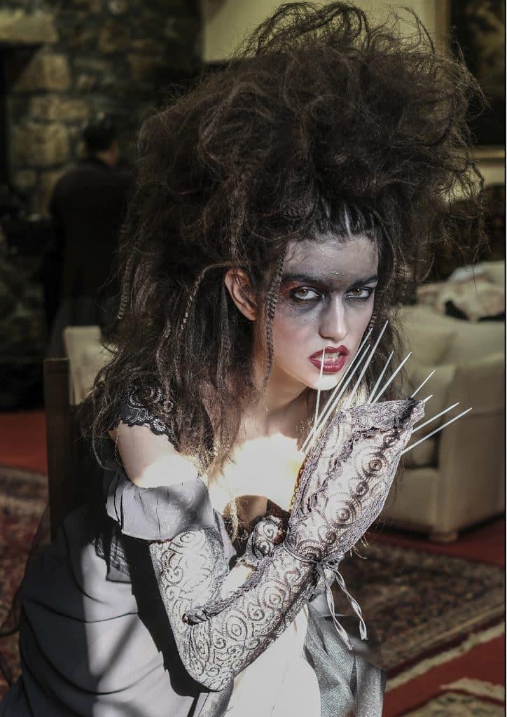 Yolanda Aberasturi Halloween 2
