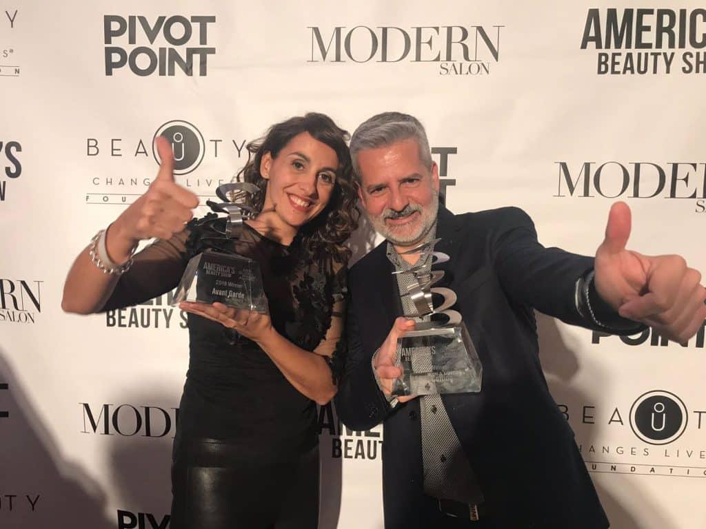 Ziortza Zarauza and Jordi Pérez ABS Global Images Winners