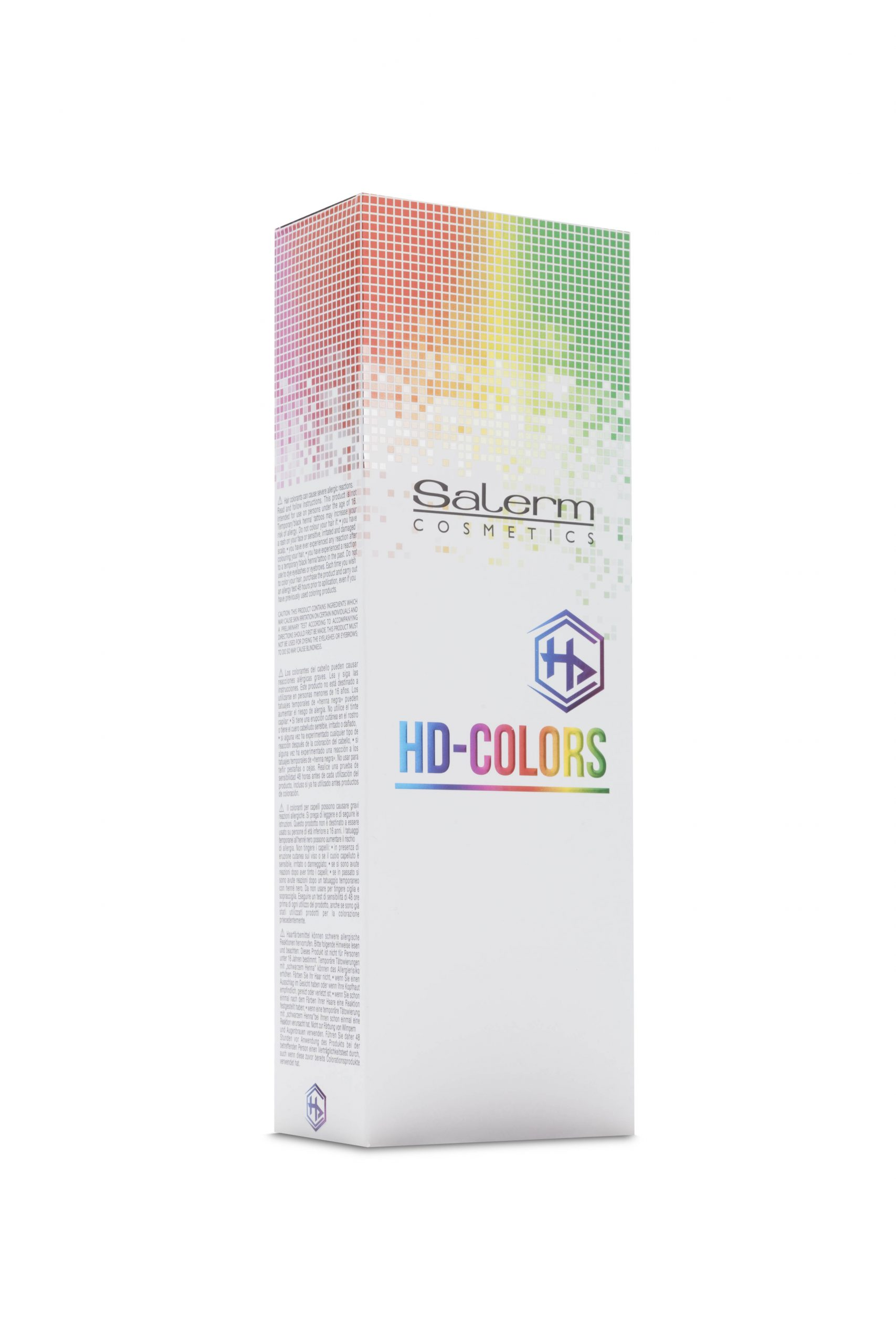 caja hd colors