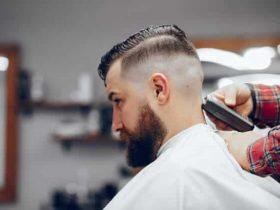 como cortar pelo a un hombre