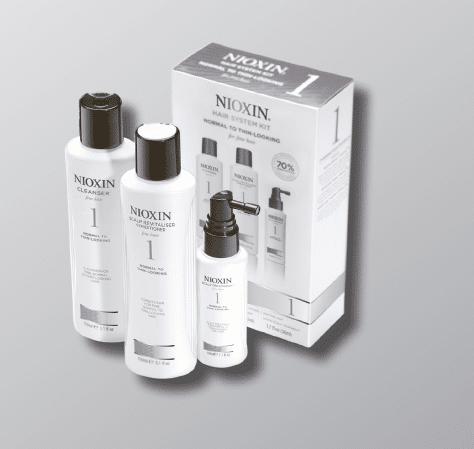 nioxin 1