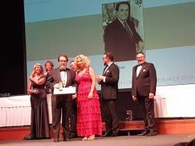 premio Luis Romero Intercoiffure mondial suiza