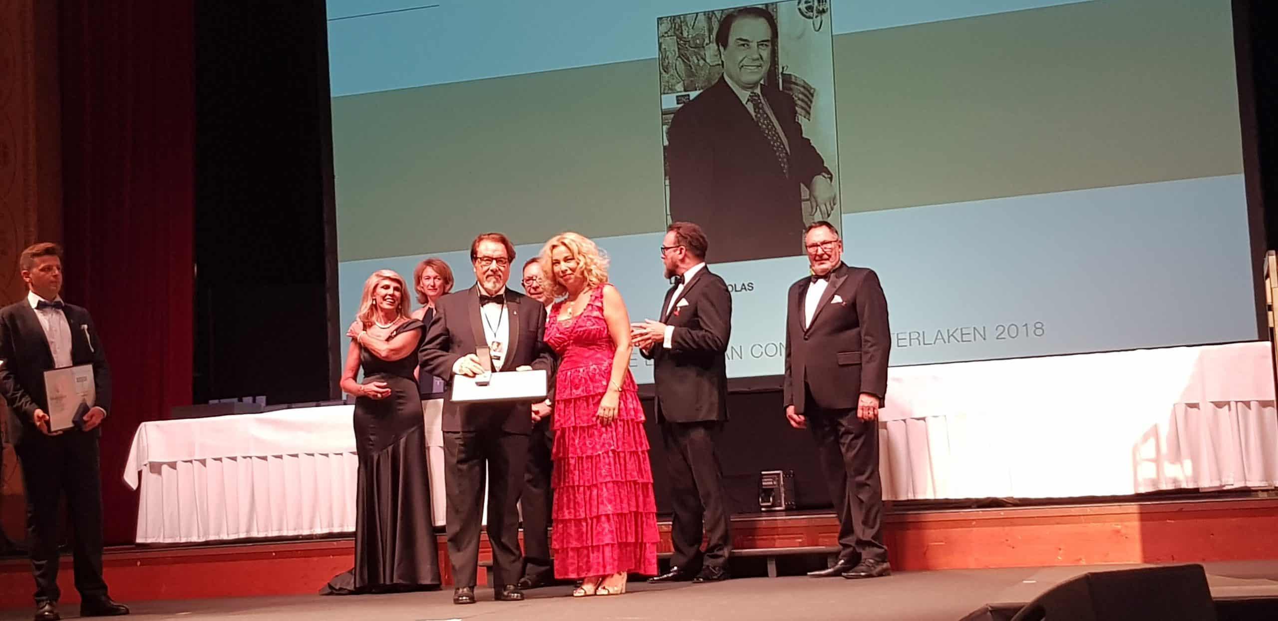 premio Luis Romero Intercoiffure mondial suiza scaled