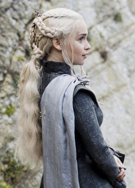 rubio nordico khaleesi