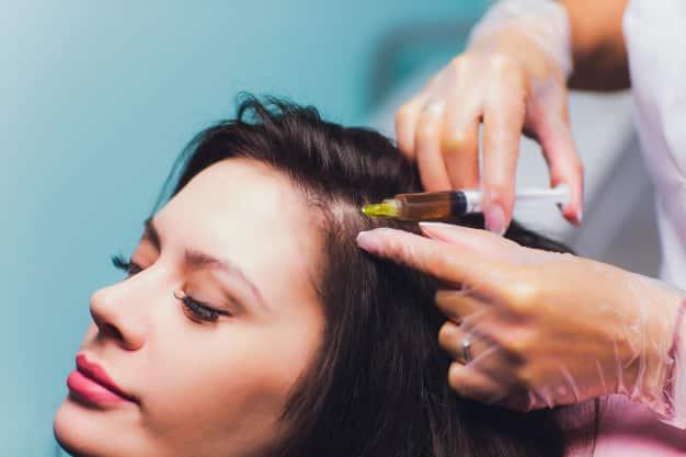 Tratamiento caida de pelo
