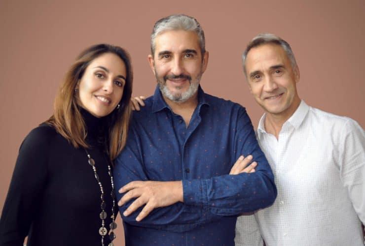 Fundadores Centro BETA