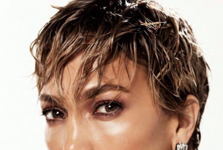 Jennifer Lopez corte garçon