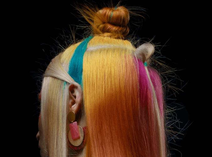 Corte de pelo en V