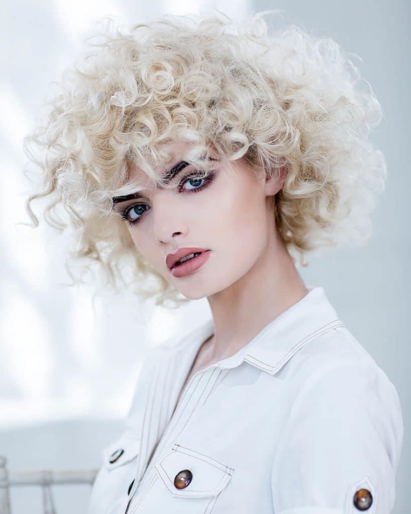 COLORES RUBIOS de pelo
