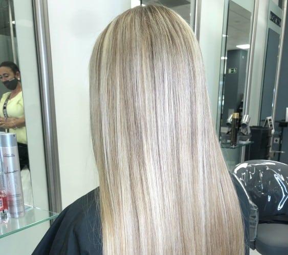 decolorar el pelo