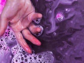 champu violeta